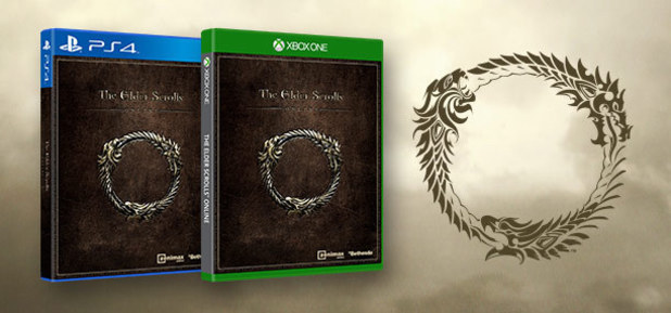 Elder Scrolls Online PS4, Xbox One