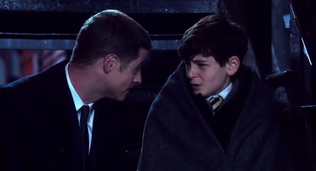 Gotham trailer screengrabs