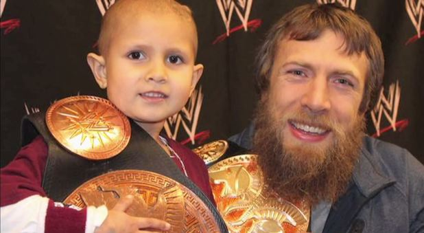 Connor The Crusher with Daniel Bryan