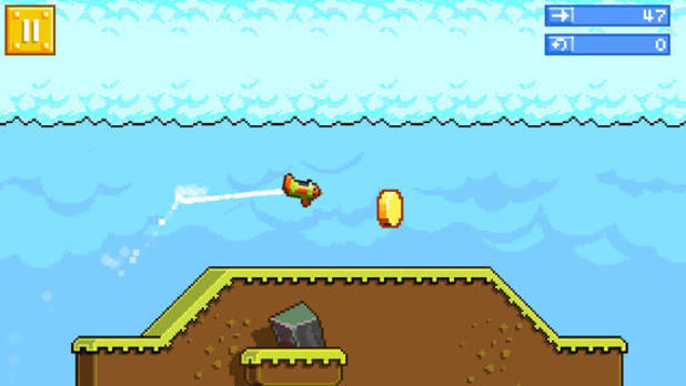 Rovio's Flappy Bird clone RETRY is out now on iOS