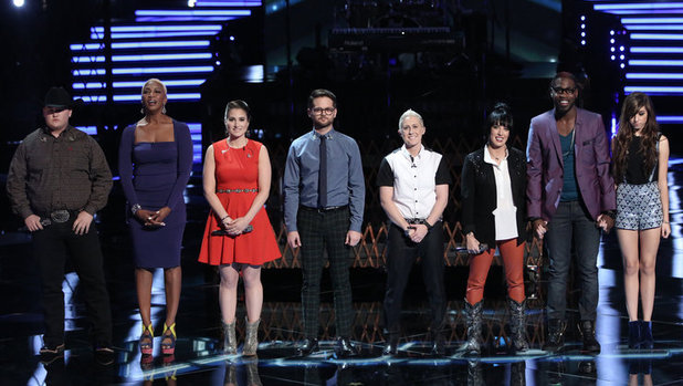The Voice: Top 8