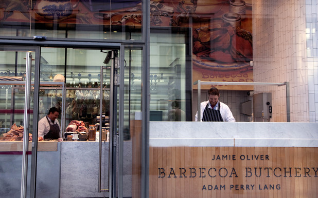 Jamie Oliver's Barbecoa Butchery