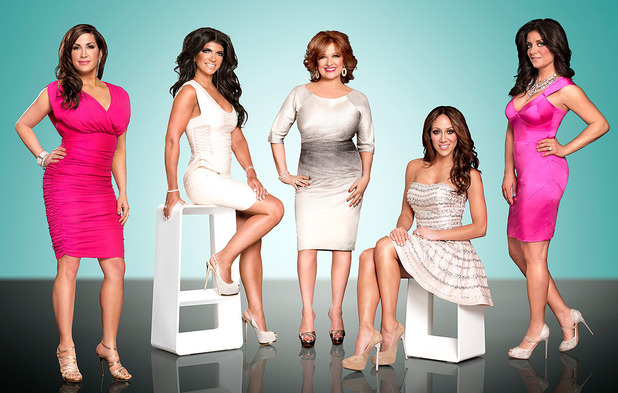 The season five cast of Real Housewives of New Jersey