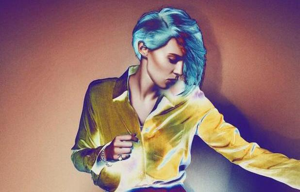 La Roux press shot 2014.