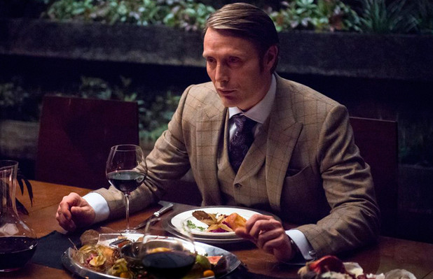 Hannibal in season 2 episode 11 'Kō No Mono'