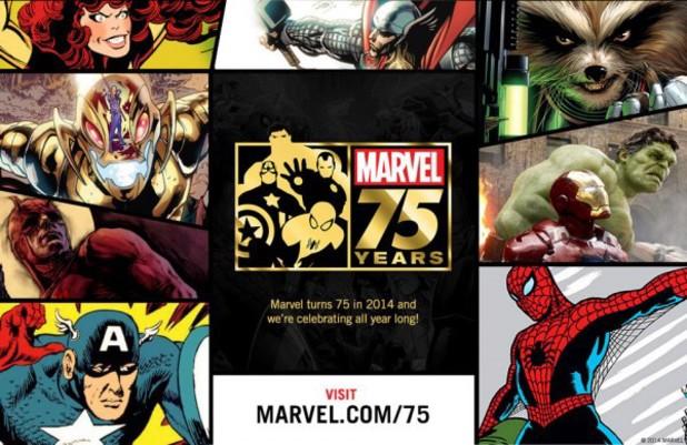 Marvel's 75 year Anniversary Omnibus