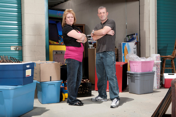 Brandon and Lori Bernier Storage Hunters