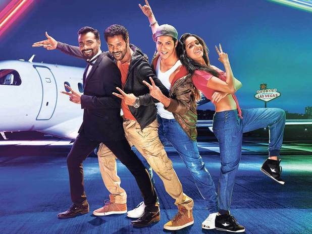 ABCD2 promotional poster
