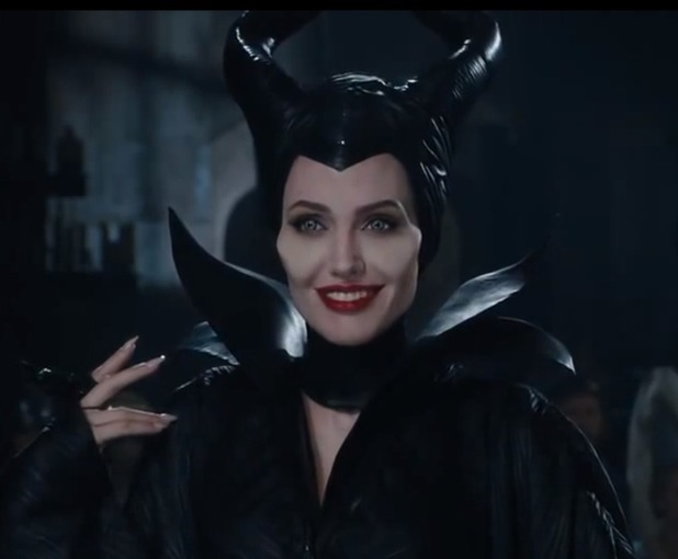 Angelina Jolie in Maleficent