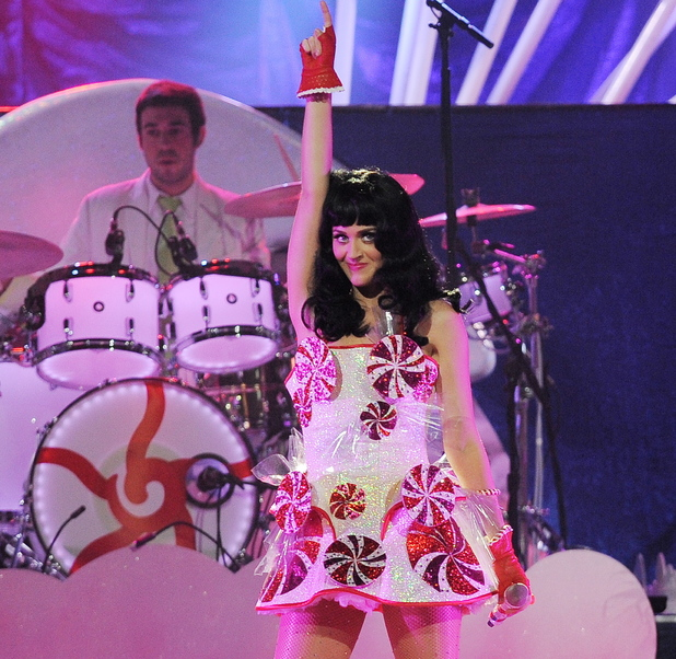 Katy Perry Californian Dreams UK tour