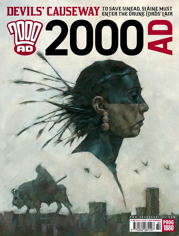 2000 AD Prog 1880