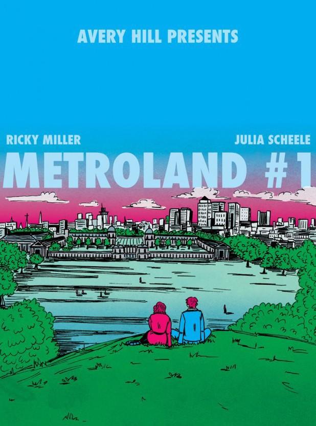 Metroland #1
