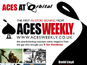 Don't Miss: Aces Weekly signing, BCExpo
