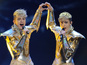 Jedward, Sinitta learn circus skills for ITV