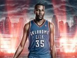 NBA 2K15 cover star Kevin Durant
