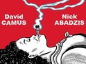 SelfMadeHero releases David Camus and Nick Abadzis's graphic novel.