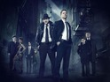 James Gordon actor Ben McKenzie reveals first Gotham cast photo on Twitter.