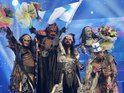 Finland's Lordi will take to the stage to perform 2006's 'Hard Rock Hallelujah'.