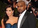 She confirms that her wedding to Kanye West will not be filmed for television.