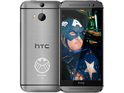The SHIELD logo is etched onto 14 special edition HTC One (M8) handsets.