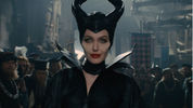 Watch Angelina Jolie in a preview from Disney's Maleficent.