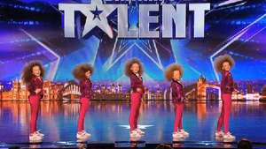 Britain's Got Talent: Can Mini Moves shake their way through?