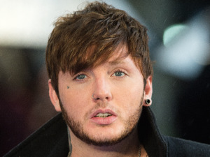 LONDON, ENGLAND - MAY 12: James Arthur attends the UK Premiere of 'X-Men: Days of Future Past' at Odeon Leicester Square on May 12, 2014 in London, England. (Photo by Samir Hussein/Getty Images)
