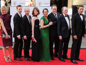 BAFTA Television awards 2014: The cast of Broadchurch
