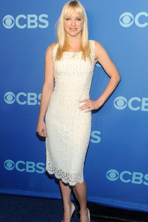 CBS Upfront, New York, America - 14 May 2014 Anna Faris 14 May 2014