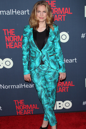 NEW YORK, NY - MAY 12: Actress Anna Chlumsky attends 'The Normal Heart' New York Screening at Ziegfeld Theater on May 12, 2014 in New York City. (Photo by Jim Spellman/WireImage)