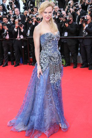"Cannes 2014: Nicole Kidman at the Opening Ceremony & ""Grace Of Monaco"" Premiere -"