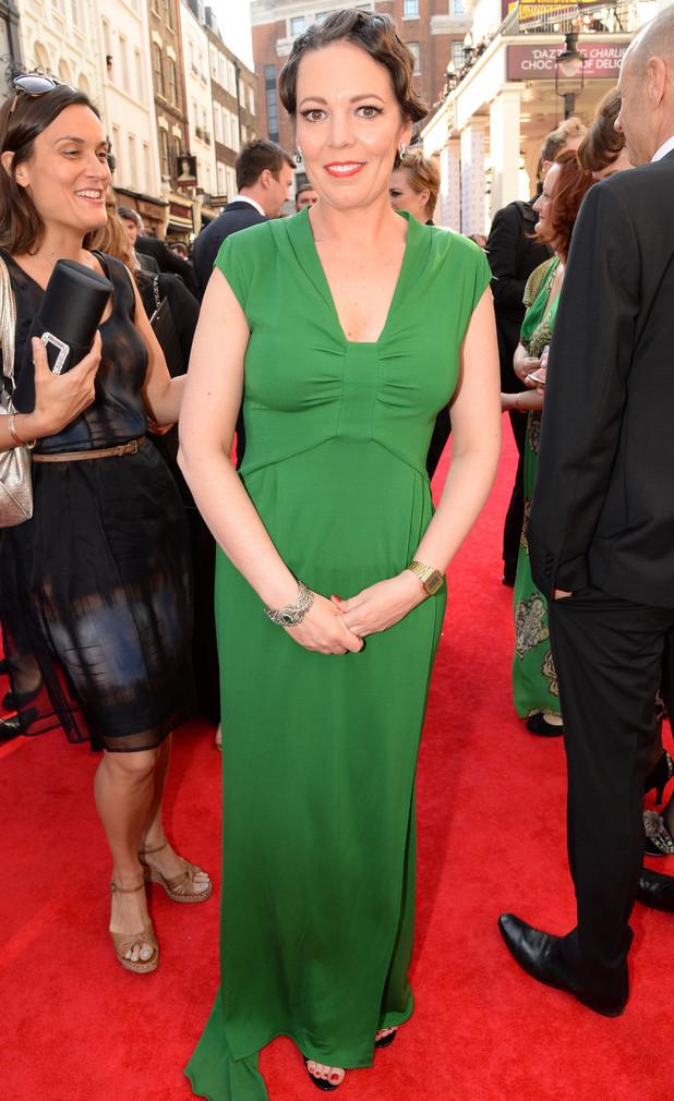 BAFTA Television awards 2014: Olivia Colman