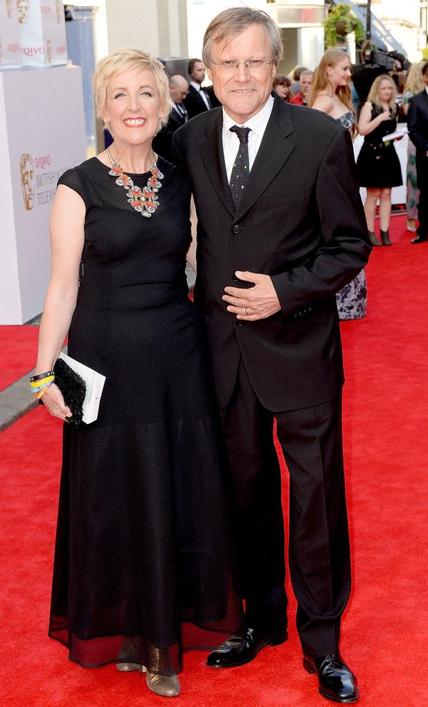 BAFTA Television awards 2014: David Neilson and Julie Hesmondhalgh