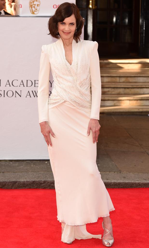 BAFTA Television awards 2014: Elizabeth McGovern