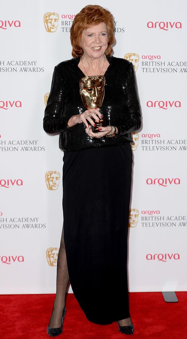 BAFTA Television awards 2014: Cilla Black