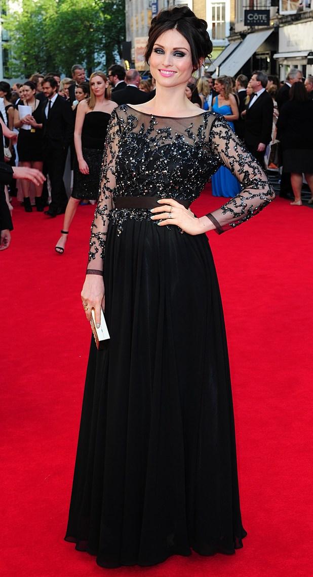 BAFTA Television awards 2014: Sophie Ellis Bextor
