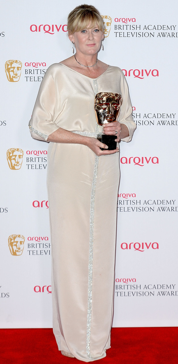 BAFTA Television awards 2014: Sarah Lancashire