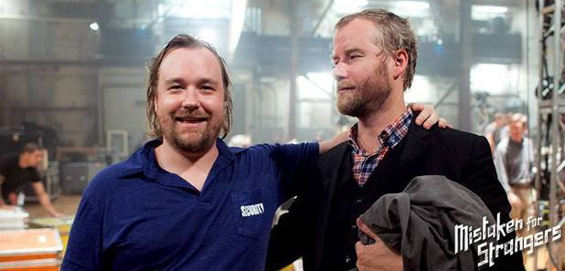 The National: Matt, Tom Berninger Mistaken for Strangers