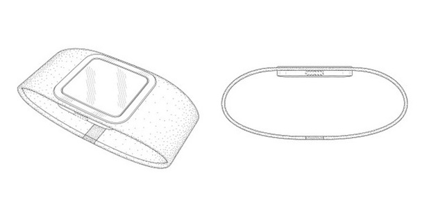 Design for Microsoft's smartwatch
