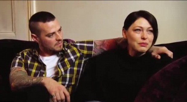 Emma Willis in tears discussing Matt Willis's drug use