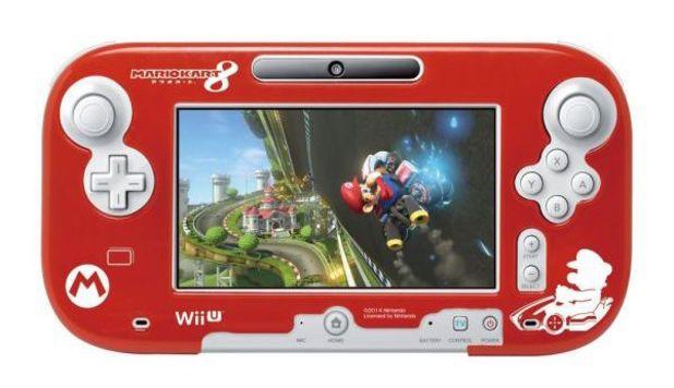 Nintendo Wii U GamePad protector