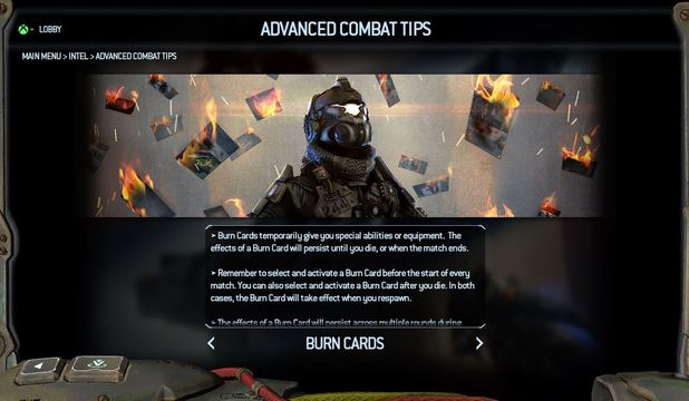 The Titanfall companion app