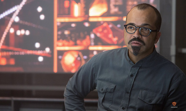 Jeffrey Wright as Beetee in The Hunger Games: Mockingjay Part 1