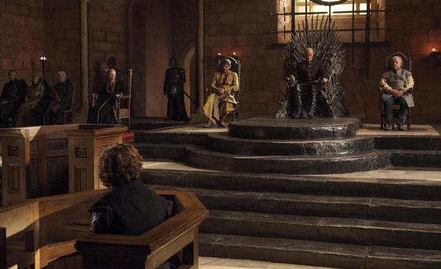 Game of Thrones S04E06: 'The Law of Gods and Men'