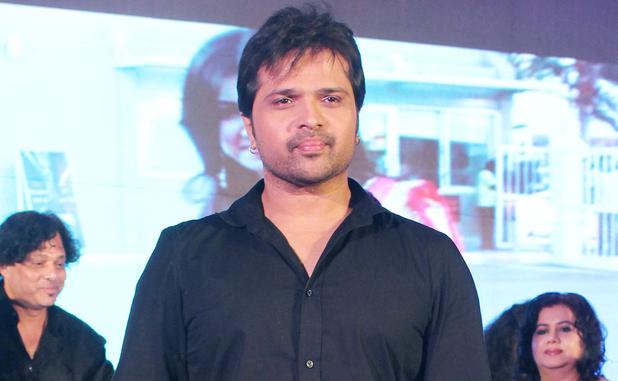 Himesh Reshammiya during the launch of TV show 'Sur Kshetra'