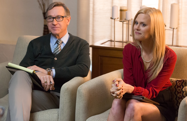Paul Feig & Janet Varne in Maron S02E03: Therapy