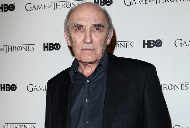 donald sumpter height