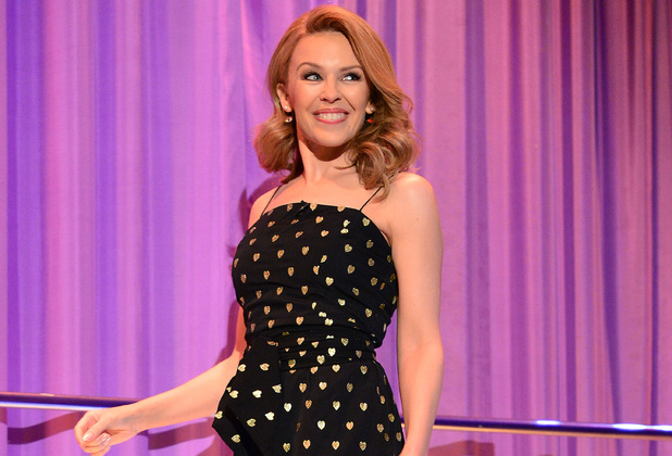 Kylie Minogue on Alan Carr's Chatty Man