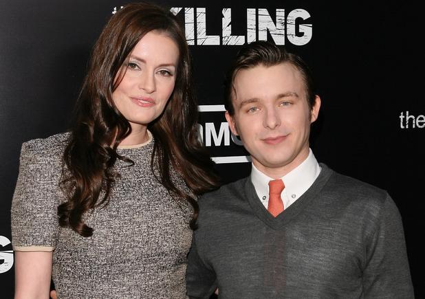 Jamie Anne & Marshall Allman