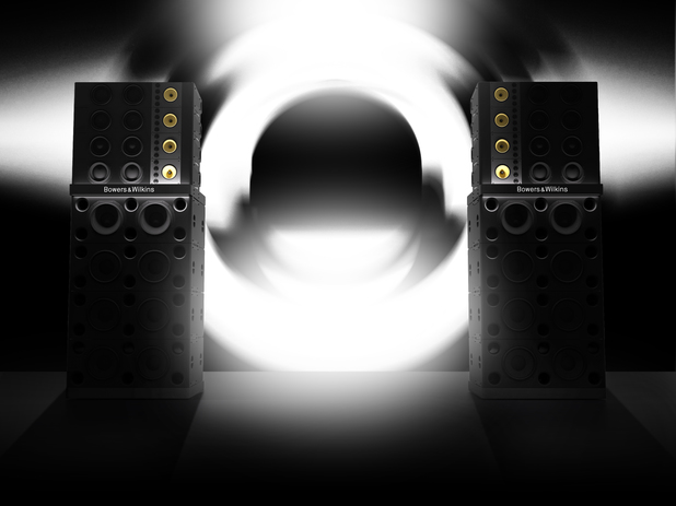 Bowers & Wilkins festival Sound System